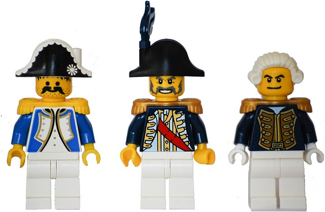 sPic 4 - Governor Minifigs