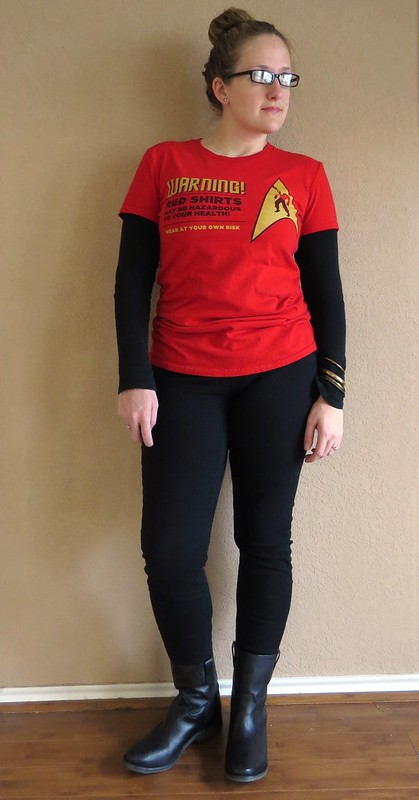 Star Trek Tee - After