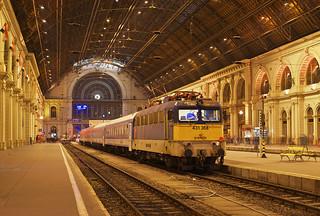 26.10.2012, 431368,  Budapest-Keleti pu., Hungary