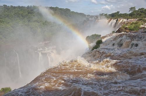 【写真】2015 世界一周 : イグアスの滝・アッパートレイル/2021-03-24/PICT7476