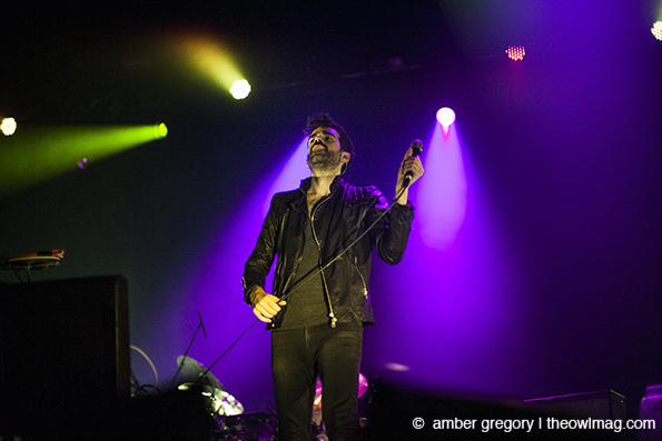 Geographer @ Fox Theater, Oakland 2/27/15