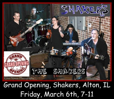 The Shakers 3-6-15