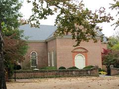 Abingdon Episcopal Church, Gloucester County