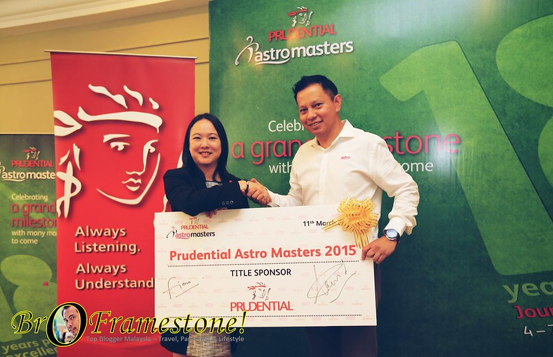 Prudential Astro Masters 2015