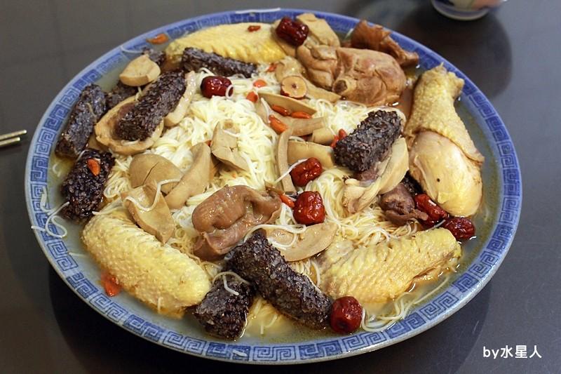 27653428024 571376e3b8 b - 熱血採訪|台中西區【饎祕製古早味】向上市場熟食老攤,四神湯、什菜湯太讚啦!