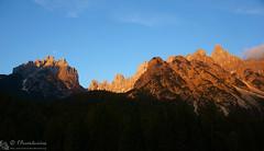 Da Calalzo di Cadore al rifugio Padova (Trekking Dolomiti friulane)