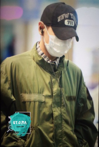 Big Bang - Incheon Airport - 27nov2015 - Utopia - 04