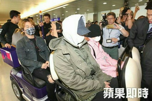 Big Bang - Taiwan Airport - 24sep2015 - Press - 06