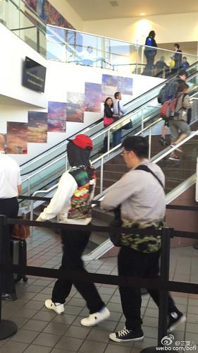 Big Bang - Los Angeles Airport - 06oct2015 - bofl - 14