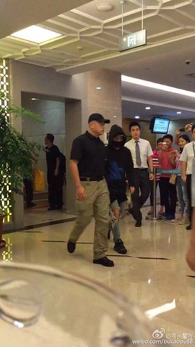 BIGBANG ARRIVAL 2015-08-07 Shenzhen by bukaopu88 (12)