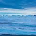 Frozen Arctic Ocean