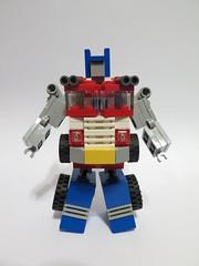 Choro q Optimus prime 2.0