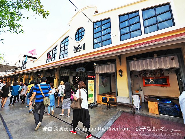 泰國 河濱夜市 Asiatique The Riverfront 56