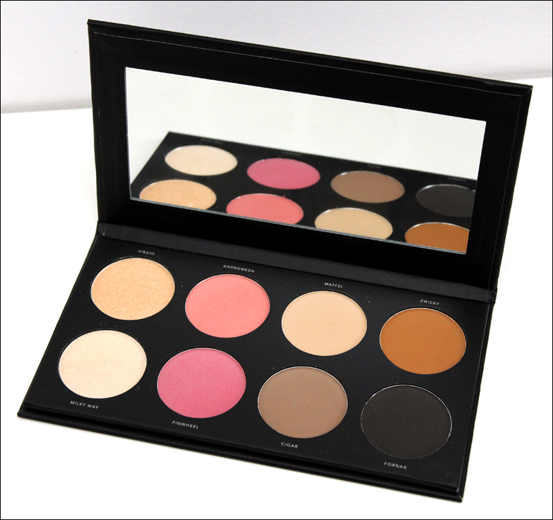 LH cosmetics infinity palette1