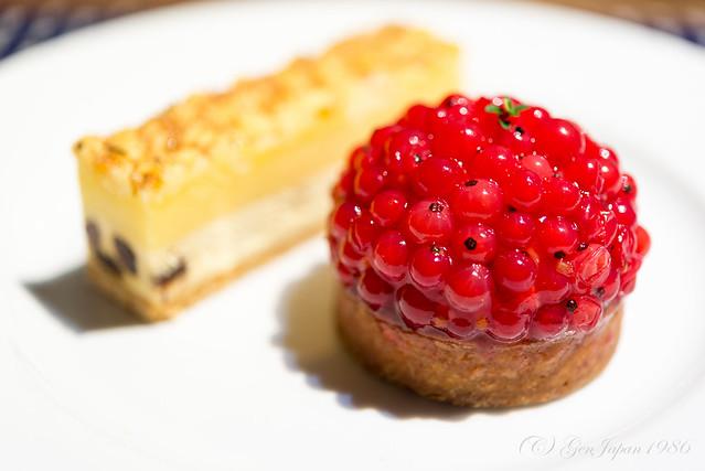 ドゥブルベ・ボレロ ケーキ
