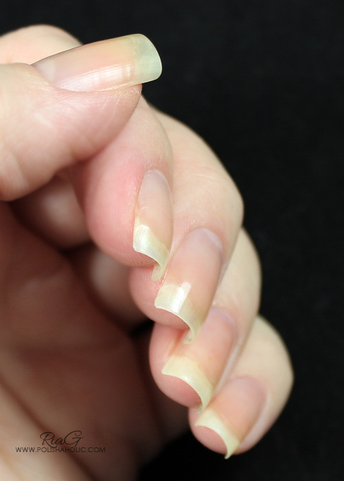 Nail growing – Ria G – Beauty Blog