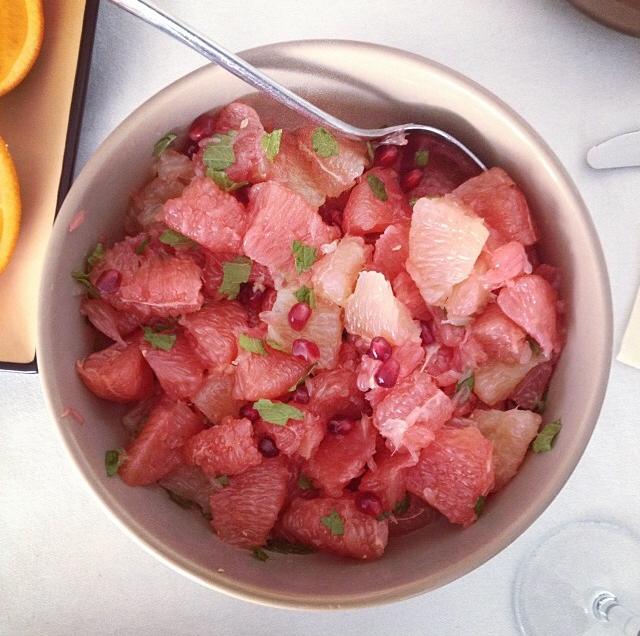 salade-pomegrenade-pamplemousse