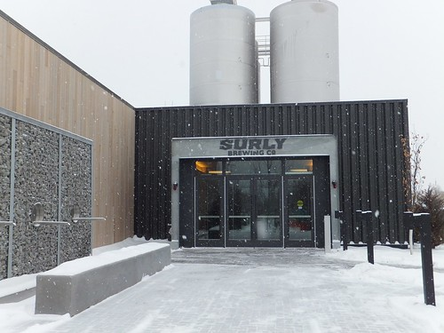 563a144dc11150 Tethering the past to future, a new beer sign went up this year – on Surly  Brewing Company's 'destination brewery' complex in Minneapolis' Prospect  Park ...
