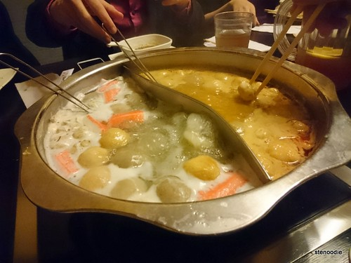 Kim Tao Hot Pot Stenoodie