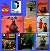 The Lego DC Comics Story Group!