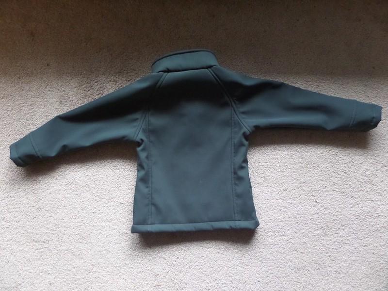 baby jacket back