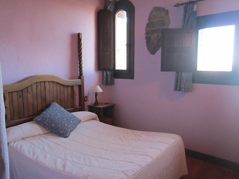 foto de la habitacion los riojales