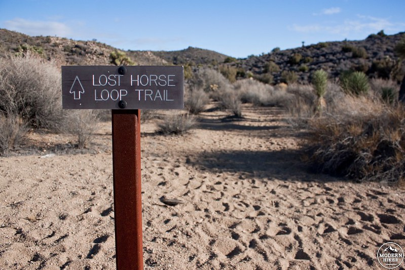 Lost Horse Mine Trailhead