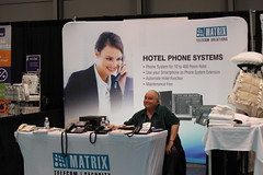 Matrix recently participated in the INTERNATIONAL HOTEL, MOTEL + RESTAURANT SHOW (IHMRS) 2014, at Jacob K. Javits Convention Center New York, NY USA (9-11 November)