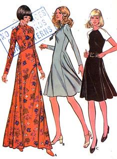 McCalls 3370 dress