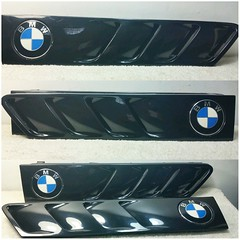 #For#Sale#OEM#Used#Parts#BMW#alyehliparts#alyehli#UAE#AbuDhabi#AlFalah#City  FOR SALE BMW OEM USED PARTS :  96-02 BMW Z3 ROADSTRR / COUPE GILLS SET - ONE PAIR  PART NUMBER : 51138 397 505 LH PART NUMBER : 5113-8 398 0150  PART NUMBER : 51138 397 506 RH PA