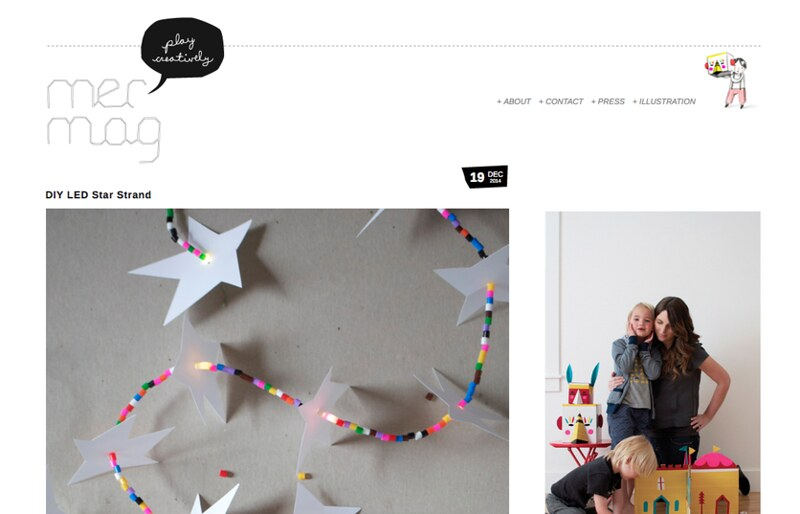 advent blog love // mer mag