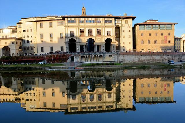 Uffizi twin