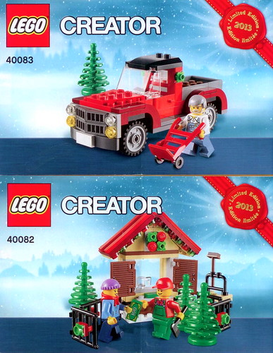 Winter 2013 sets!