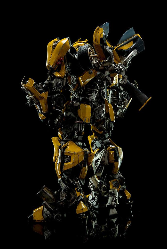3A TRANSFORMERS - DOTM Bumblebee Premium Scale Figure ...