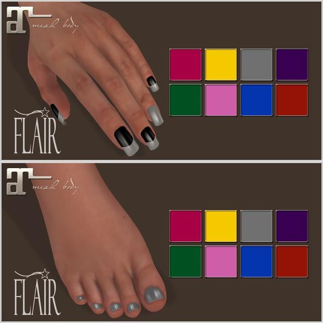 Flair - Maitreya - set 3