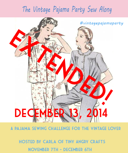 Extended Pajama Party