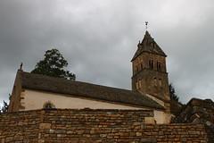 Eglise Saint-Donat à Saint-Point