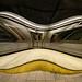 Alien Subway Car by richham14