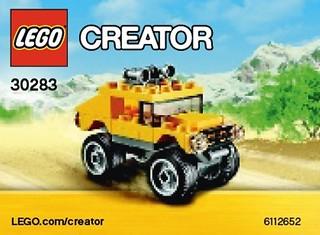 LEGO Creator 30283