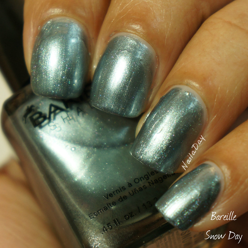 NailaDay: Barielle Snow Day