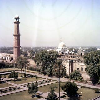 Badshahi Mosque, Lahore - 1957