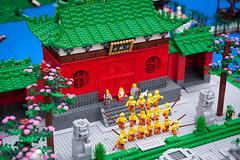 LEGO 嵩山少林寺 Shaolin Monastery
