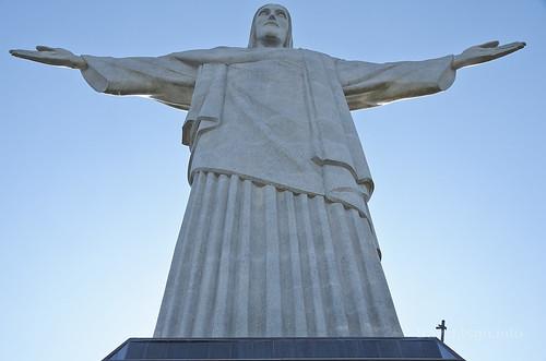 【写真】世界一周 : コルコバードのキリスト像