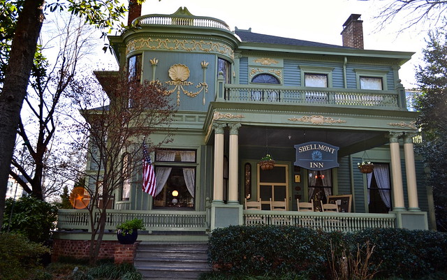shellmont Inn - Historic bed and breakfast atlanta