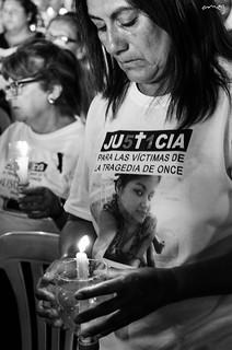 Justicia para las victimas de la tragedia de Once