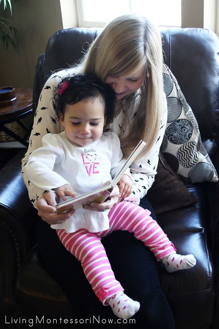 Fun Times with Grandma and Montessori Letter Work