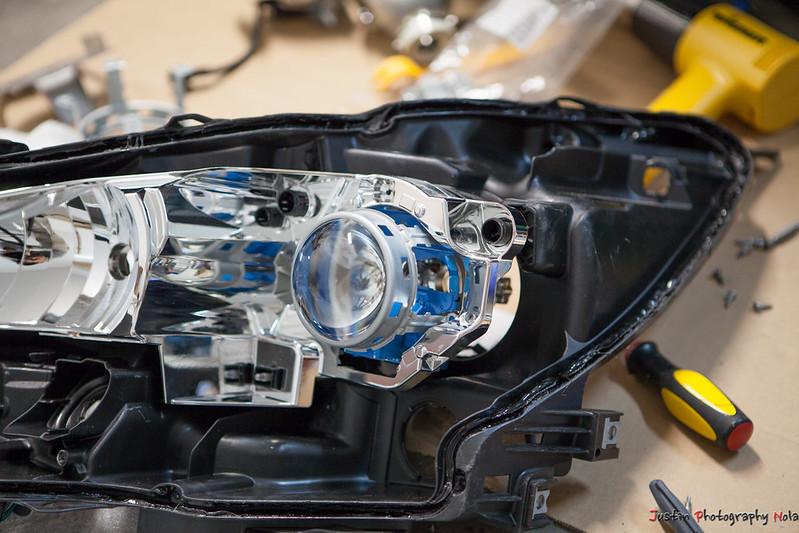 2015 Subaru Legacy 2 5i HID Retrofit - Subaru Legacy Forums