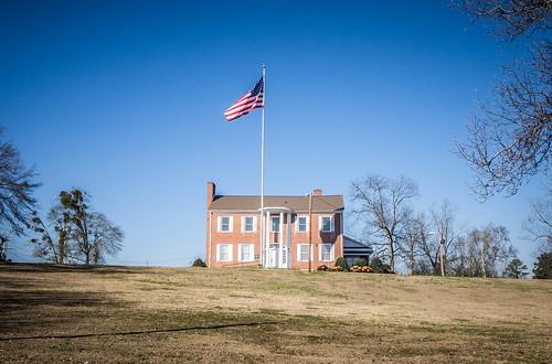 Great Falls Memorial House