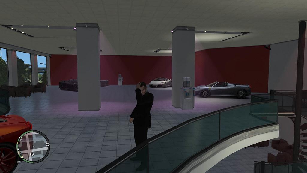 Awesome Ferrari Showroom 2 Iceoff Ssaooff Oussama Mebarkia Download Free Architecture Designs Scobabritishbridgeorg