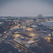 Oslo view from the grain silo by cpphotofinish